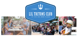 Lil Tritons Club at the Del Mar Plaza